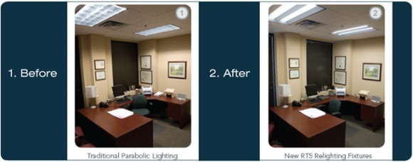 Energy Efficient Lighting Retrofit