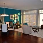 Great Room, downtown Albany luxury condominium