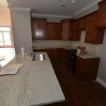 Kitchen in Suite 302