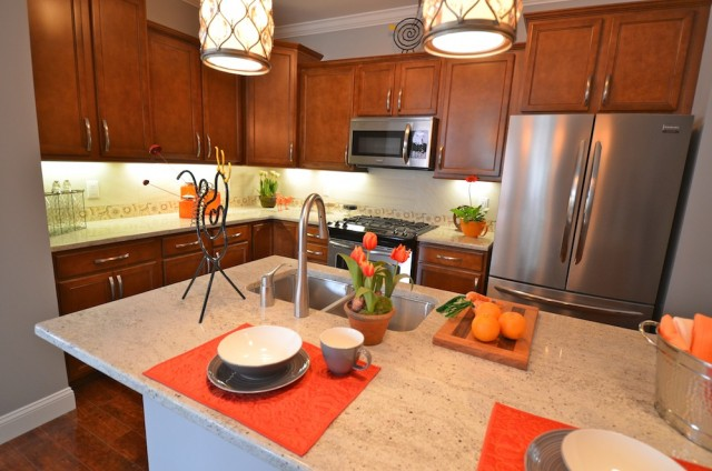 Vanguard Showhouse Kitchen