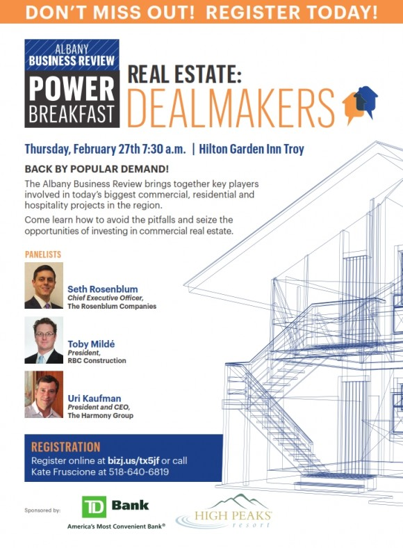 Seth Rosenblum Featured on Panel for Business Review Power Breakfast Panel Discussion