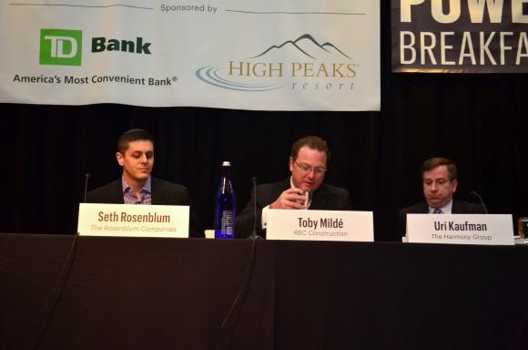 Seth Rosenblum Participates in Power Breakfast Panel Discussion