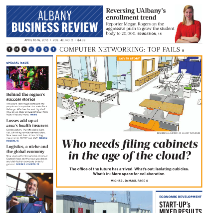 Rosenblum Co discusses office space trends in Business Review