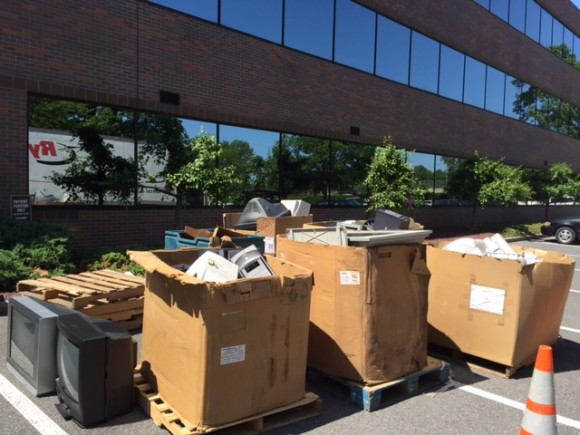 Rosenblum holds first Electronics Recycling Day