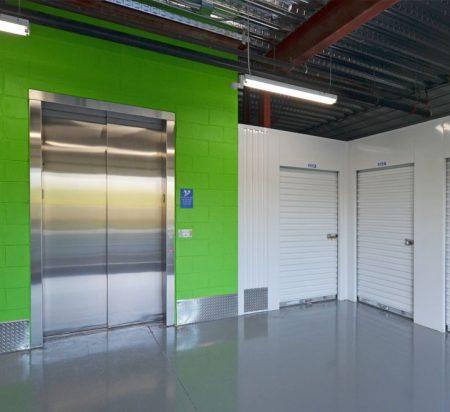 ValuSpace Personal Storage Albany Elevator