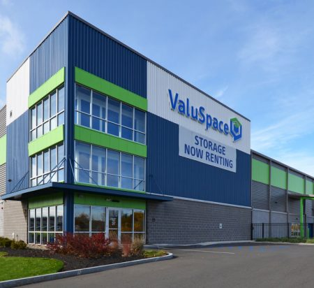 ValuSpace Personal Storage Albany Exterior