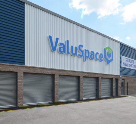 ValuSpace Personal Storage Troy Exterior