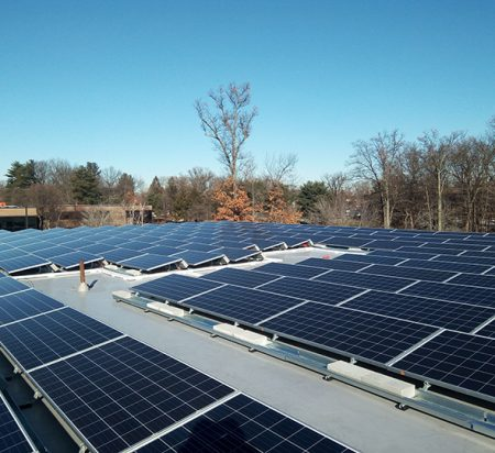 Solar Power Installed at Great Oaks