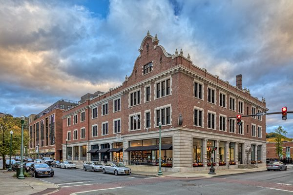 The News has been honored with The Renovated Building of the Year Award by Capital Region BOMA.