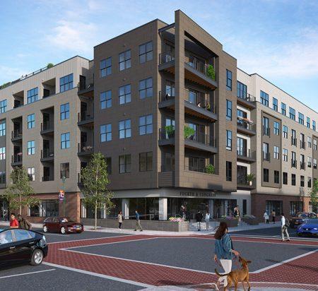 Rosenblum Unveils Vicina – Modern Urban Flats