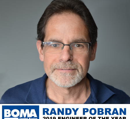 Rosenblum's Randy Pobran is Engineer of the Year