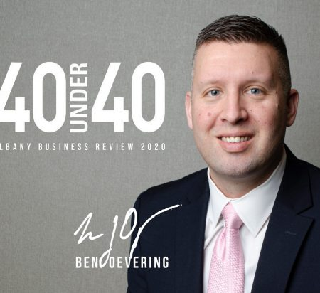"Rosenblum's Ben Oevering named ""40 Under…"