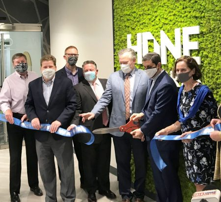 Rosenblum Cos Celebrates Hone Coworks Opening