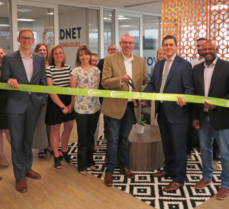 ADNET Opens New Collaborative Office