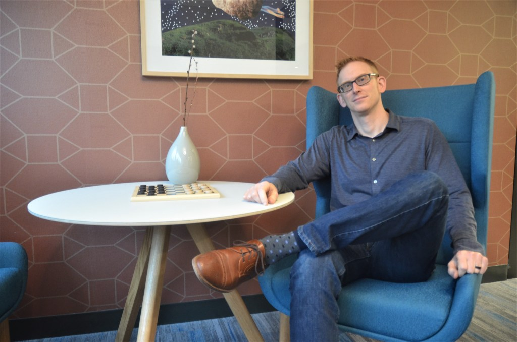 Jeffrey Mirel Interview Photo